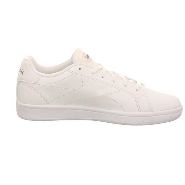Reebok Damen Royal Complete CLN W Weißer Synthetik Sneaker