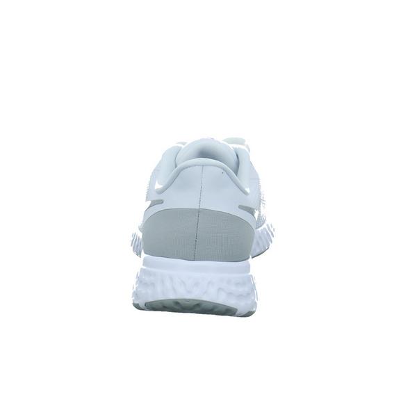 Nike Damen Revolution 5 Weißer Textil Sneaker