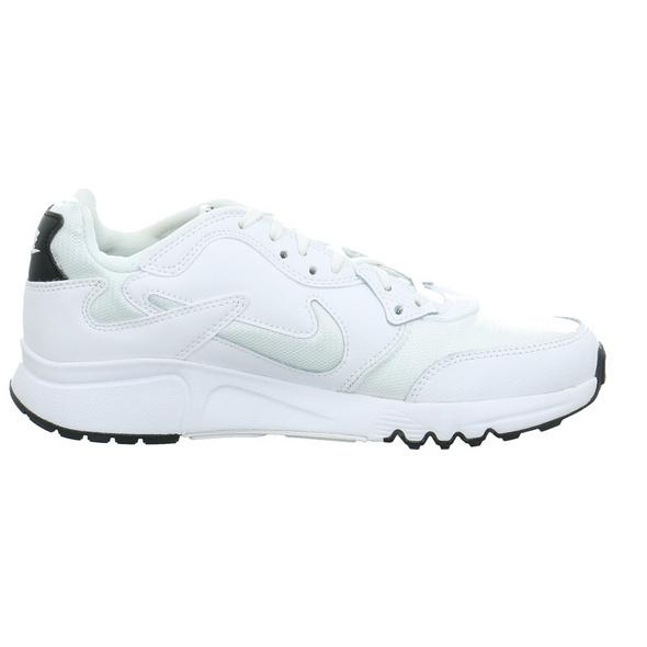 Nike Damen WMNS Atsuma Weißer Syntetik/Textil Sneaker