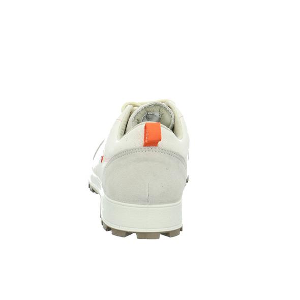 High Colorado Damen Florenz Canvas Beigefarbener Leder/Textil Sneaker