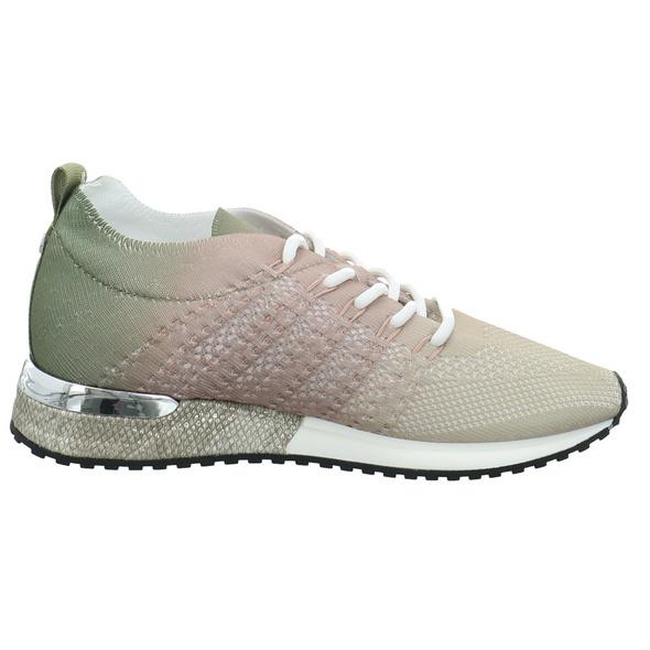 La Strada Damen 1802649 Multicolorfarbener Textil Sneaker