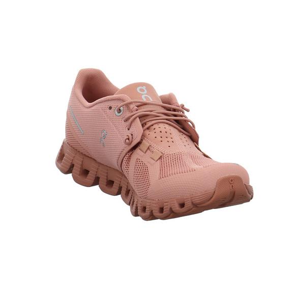 On Cloud Monochrome Damen altrosa Textil Sneaker