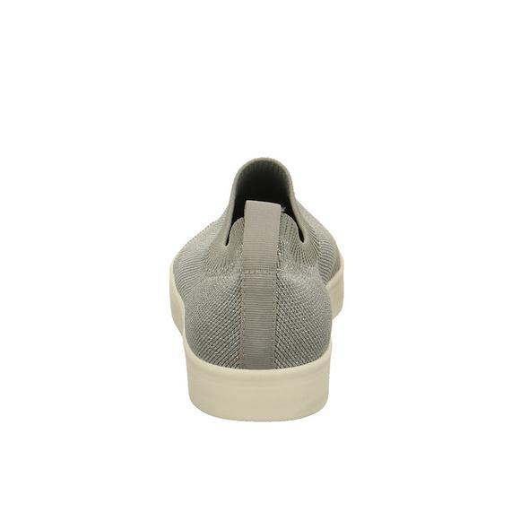 Caprice Damen 24209-232 Grauer Textil Slipper