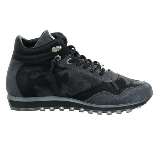 Cetti Damen C1048SRA Camouflage Leder Sneaker