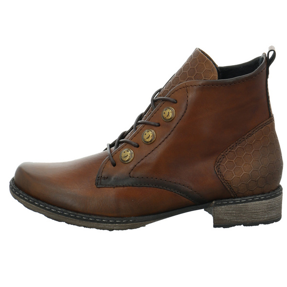 Remonte Damen D4371-22 Brauner Leder/Synthetik Boot