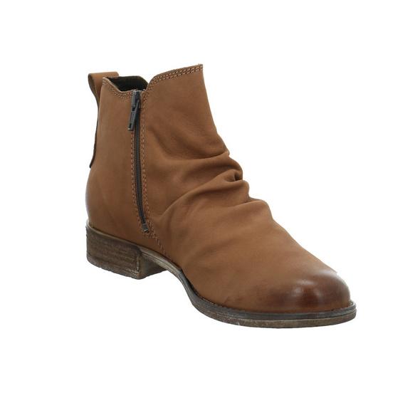 Josef Seibel Damen Sienna 59 Brauner Leder/Textil Boot