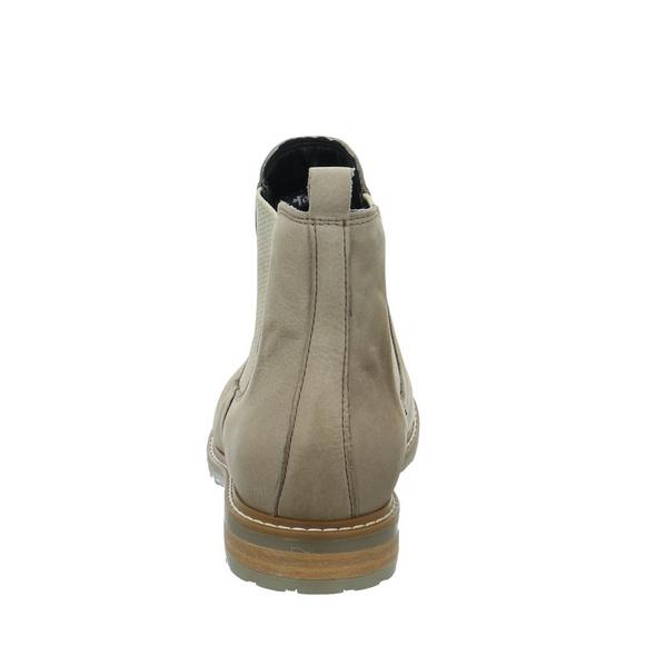 Tamaris Damen 25056-353 beiger Suede Chelsea Boot