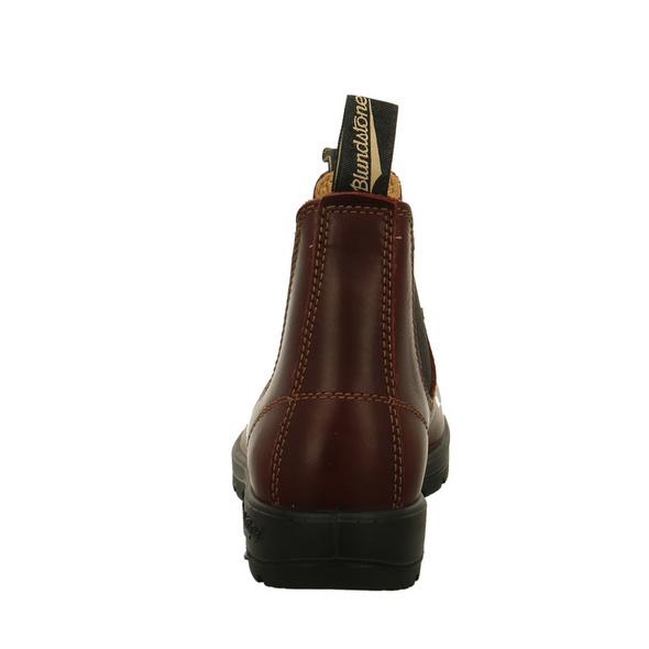 Blundstone Damen 1440 Rote Glattleder Chelsea Boots