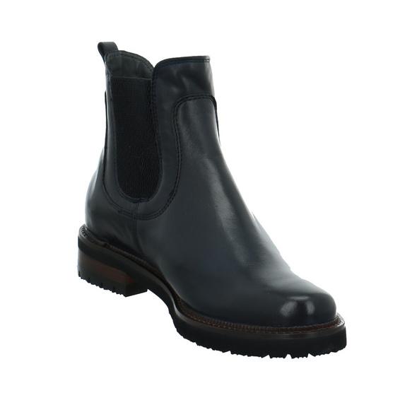 Everybody Damen 29703H dunkelblauer Glattleder Chelsea Boot