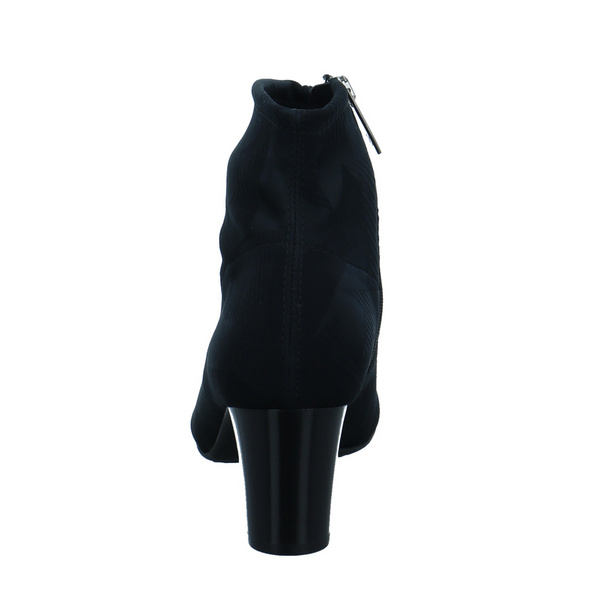 Peter Kaiser Damen Marion-A Schwarze Textil Stiefelette