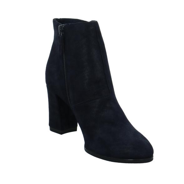 Tamaris Damen 25378-805 Blaue Velourleder Stiefelette