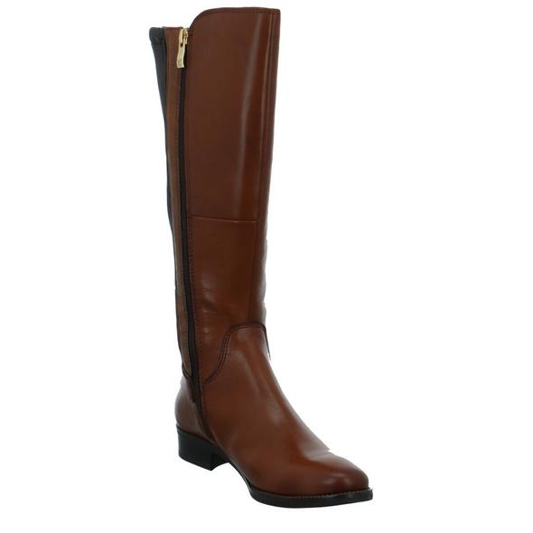 Caprice Damen 25520-313 Brauner Leder-/Synthetik Stiefel