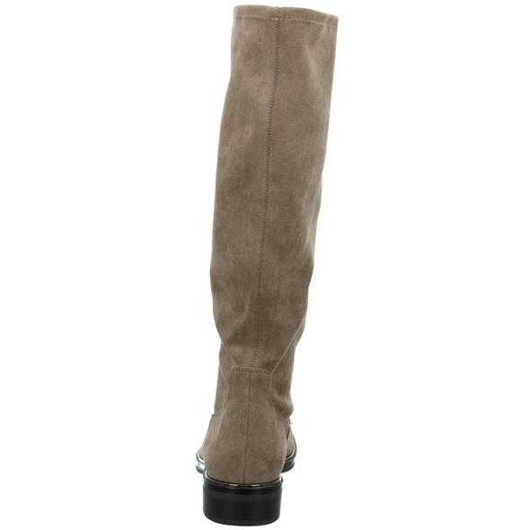 Caprice Damen 25512-355 beiger Textil Stiefel
