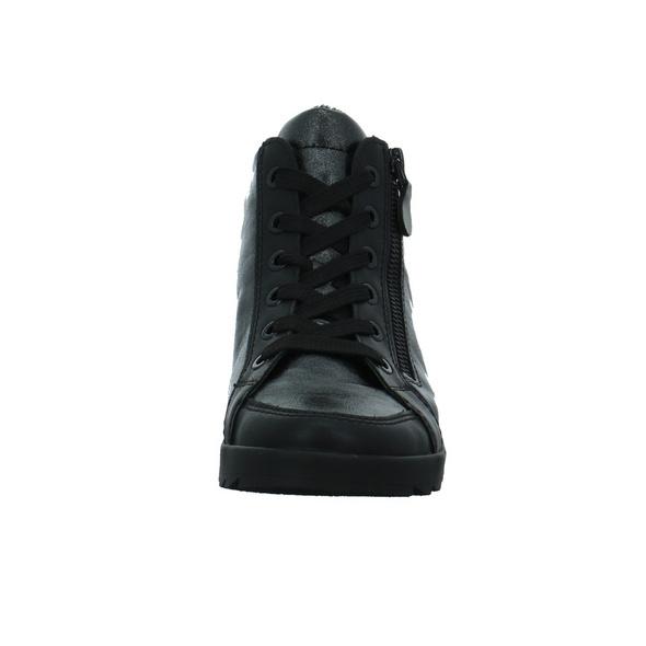 Jenny Damen Cortina Schwarze Synthetik Boots