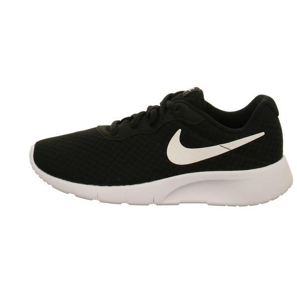 Nike Kinder Tanjun Little Schwarze Mesh Sneaker
