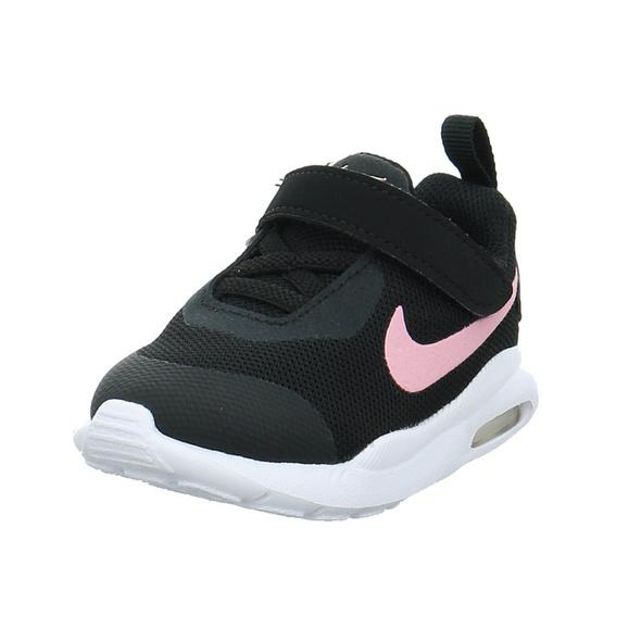 Nike Kinder Air Max Oketo Schwarzer Synthetik/Textil Sneaker