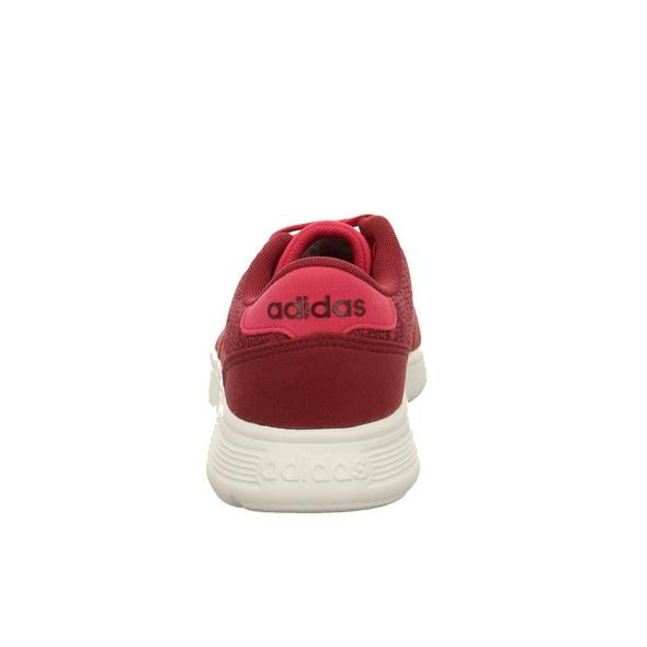 Adidas Kinder Lite Racer K Pinke Textil Sneaker