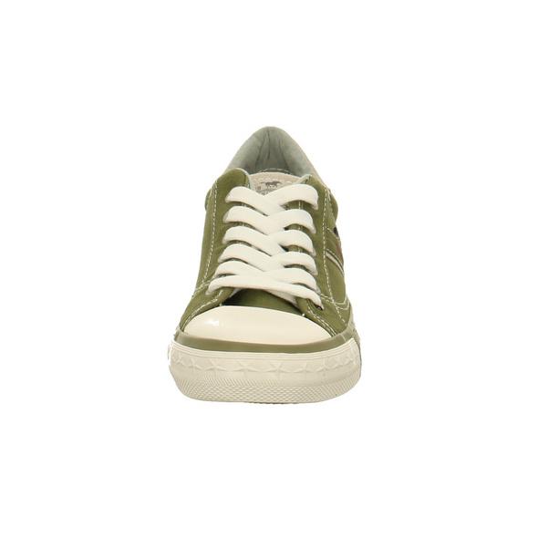Mustang Kinder 5024308-77 Grüne Textil Sneaker