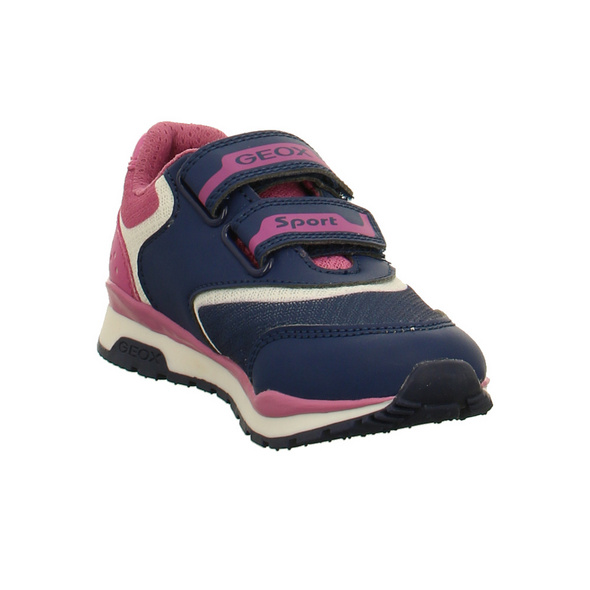 Geox Damen D1125C-0EK15 Blaue Synthetik Sandale
