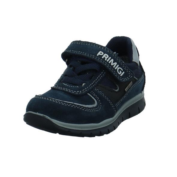 Primigi Kinder 2389411 Blauer Materialkombinierter Halbschuh
