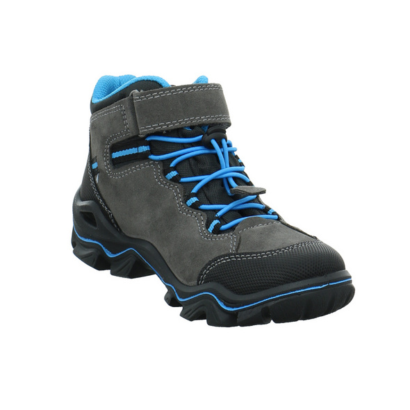 Primigi Kinder Path GTX  Grauer Velourleder Kinderboot