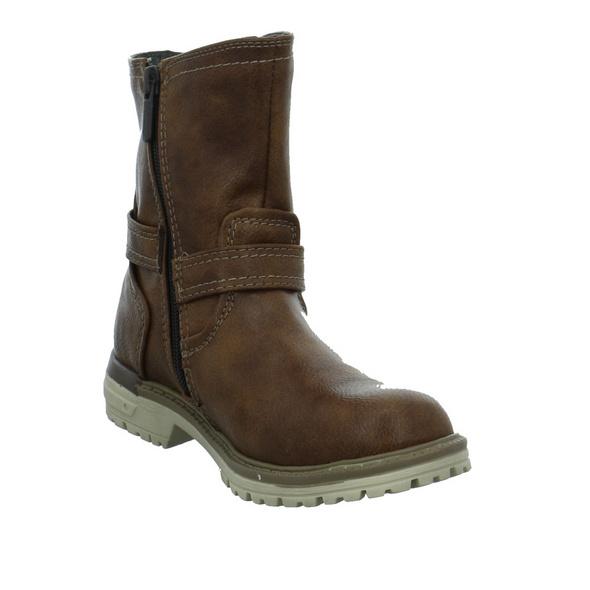 Mustang Kinder 5051604-301 Brauner Synthetik Winterstiefel
