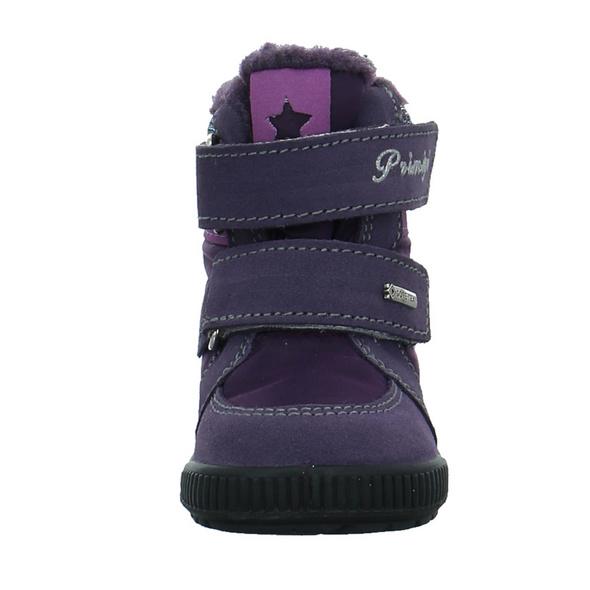 Primigi Kinder 8554177 Pink/Violetter Materialkombinierer Winterstiefel