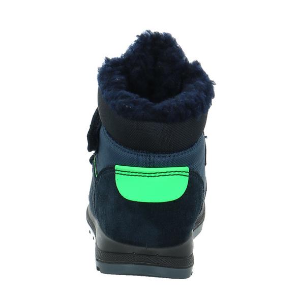 Primigi Kinder Baby Tiguan GTX Blauer Materialkombinierter Winterstiefel