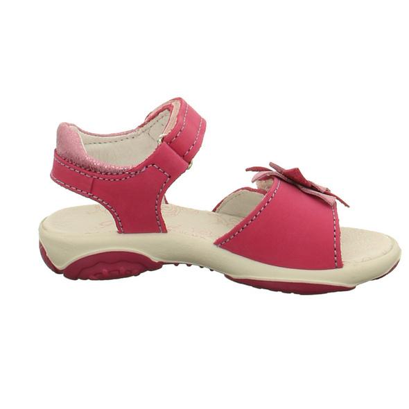 Primigi Kinder 3389244 Pinke Nubukleder Sandale