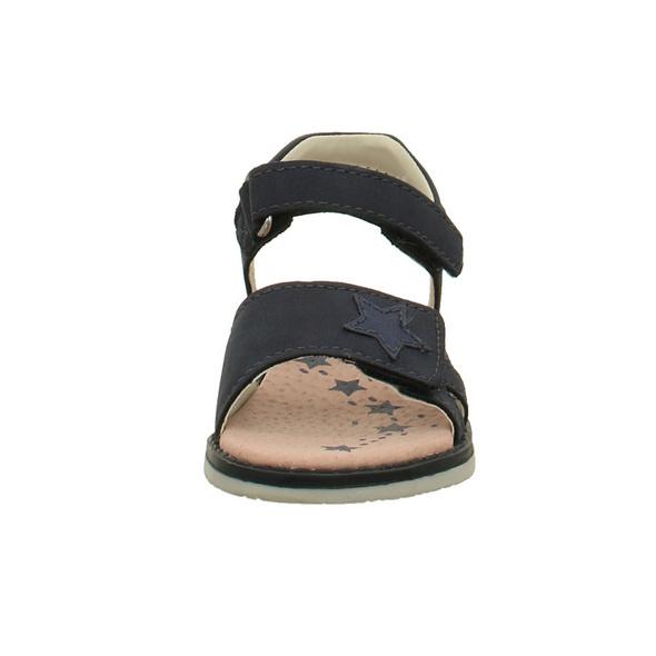 Lurchi Kinder Lulux Blaue Synthetik Sandale