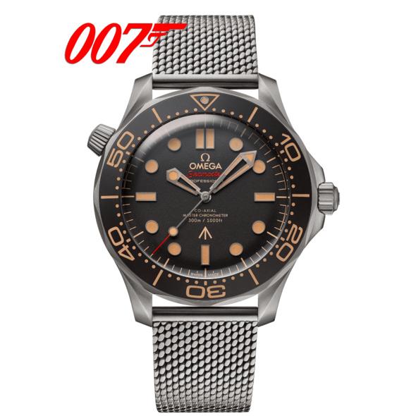 OMEGA Seamaster Diver 300M - 007 Edition
