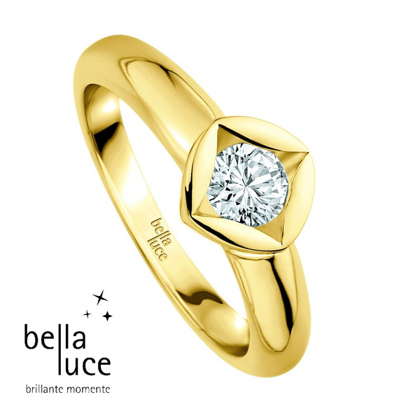 bellaluce Solitaire Ring