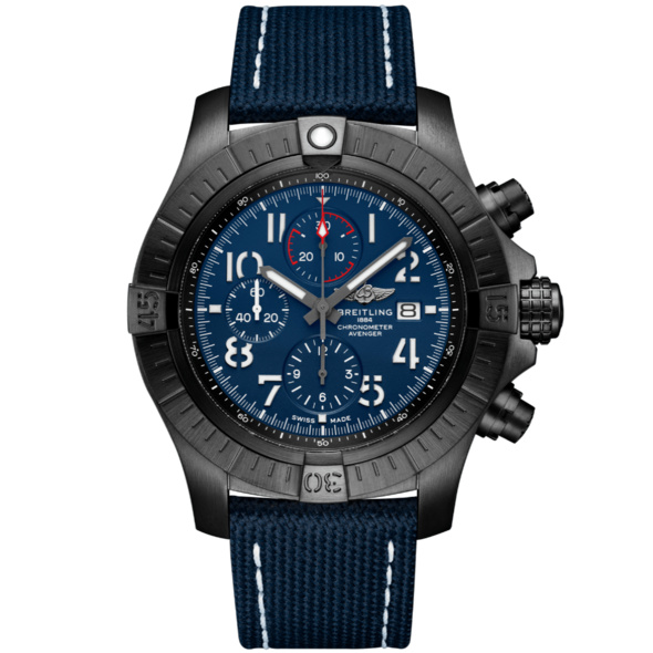 Breitling Super Avenger Chronograph 48 Night Mission