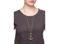 Kette - Gold Anchor
