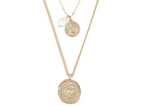 Kette - Gold Penny