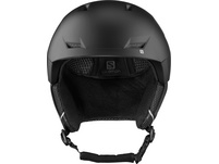 Salomon ICON LT Black Skihelm Damen
