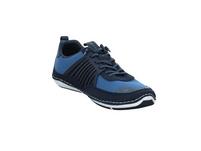 Bugatti Herren 321-A3E02-5054-4140 Blauer Materialkombinierter Sneaker
