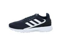 Adidas Herren Nebzed Blauer Synthetik/Textil Senaker