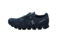 On Herren Cloud Monochrome dunkelblauer Textil Sneaker