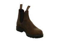 Blundstone Herren 1609 Braune Glattleder Chelsea Boots