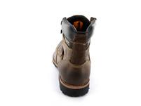 Bugatti Herren Marcello 1 Brauner Leder/Textil Boot