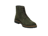 Camel Active Herren Trade Grüner Veloursleder Boot