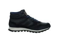 Dockers by Gerli Herren 41JF005/208660 Blaue Glattleder Sneaker