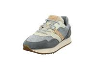 Gant Damen Bevinda  Grauer Leder/Textil Sneaker