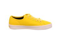 Tommy Hilfiger Damen Essential Nautical Gelber Textil Sneaker