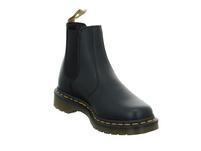 Dr.Martens Damen Vegan 2976 Schwarzer Synthetik/textil Chelsea Boot