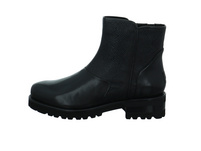 Gerry Weber Damen Jale 19 Schwarze Leder/Synthetik Boot
