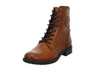 Bugatti Damen 4115693P4100 Brauner Glattleder Boot