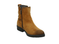 Camel Active Damen Step Brauner Veloursleder Boot