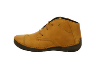 Josef Seibel Damen Fergey 18 Gelbe Glattleder Boots